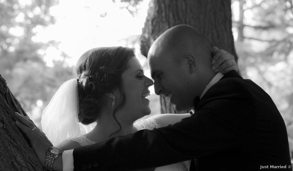 La boda de Daniel y Cristina en Las Rozas De Madrid, Madrid