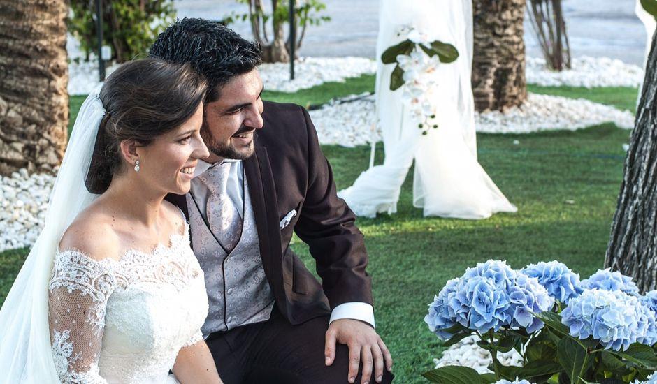 La boda de Antolin y Doriana  en Santiponce, Sevilla