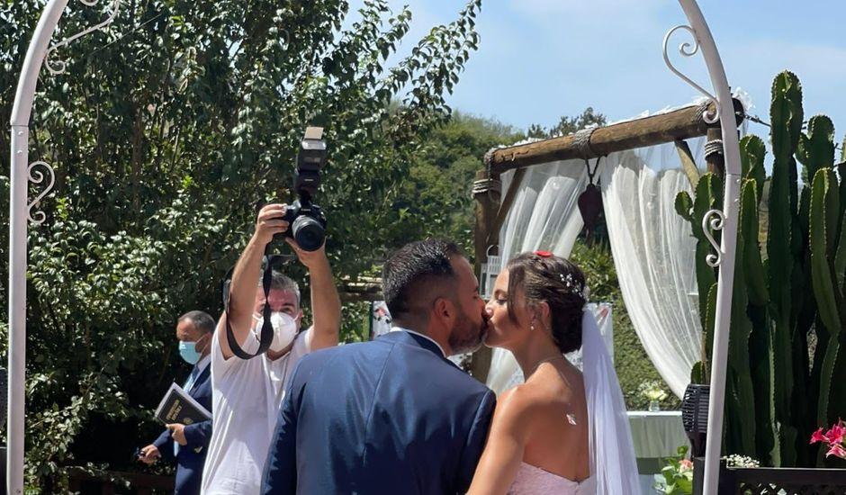 La boda de Juan Miguel  y Casandra en Moya, Lugo
