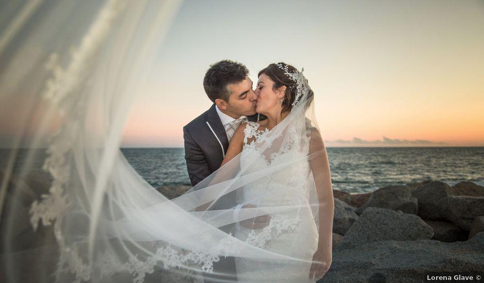 La boda de Jose Maria y Aurora en Canet De Mar, Barcelona