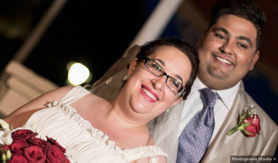 La boda de Miguel y Estela en Andujar, Jaén