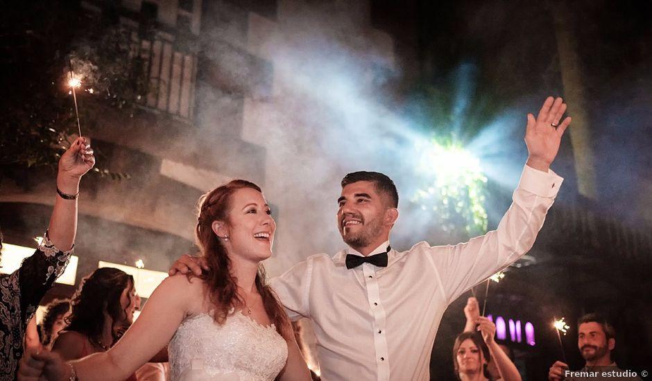 La boda de Roberto y Jessica en Outes, A Coruña