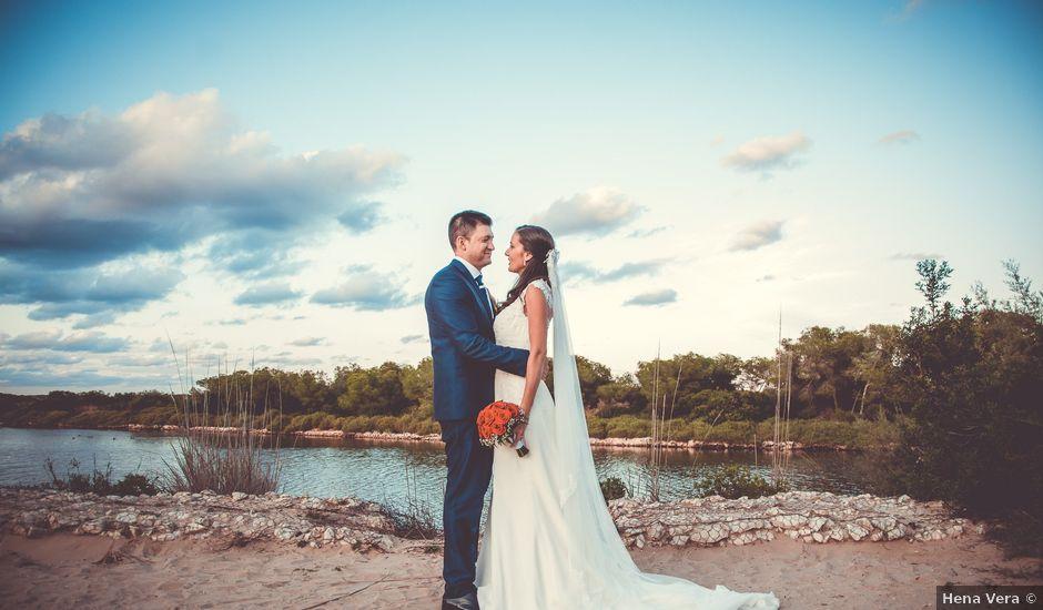 La boda de Edu y Kirsa en Llíria, Valencia