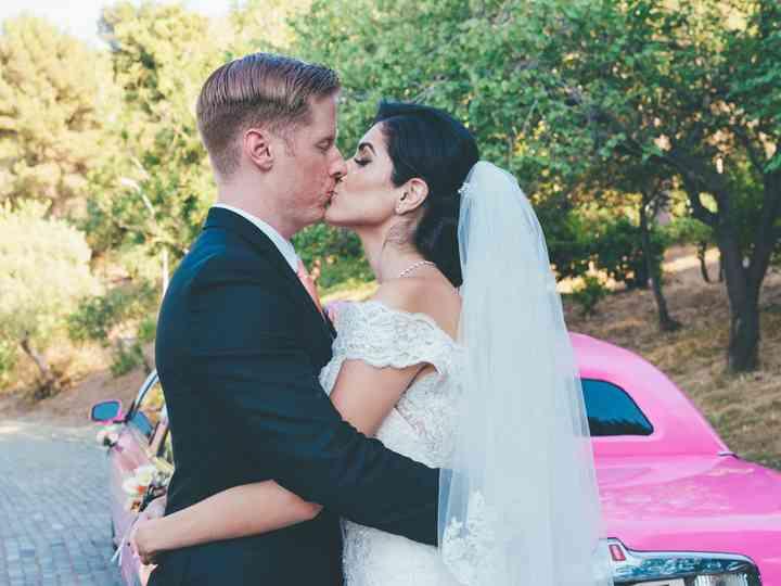 La boda de Daniela y Robert