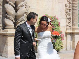 La boda de Jose y Jessi