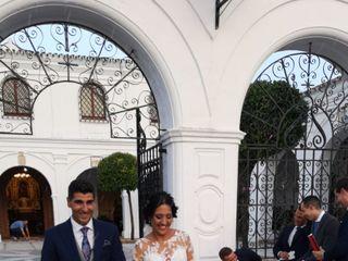 La boda de Juan Diego  y Rocío 1