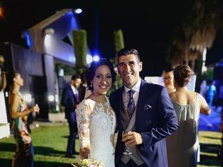 La boda de Juan Diego  y Rocío 3