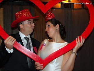 La boda de Cristina y Paco 1