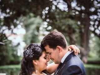 La boda de Andrea y Iván