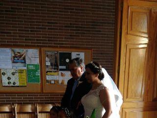 La boda de Evelin  y Manuel  1