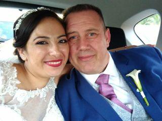La boda de Evelin  y Manuel