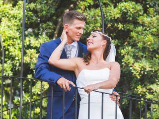 La boda de Nati y Alex