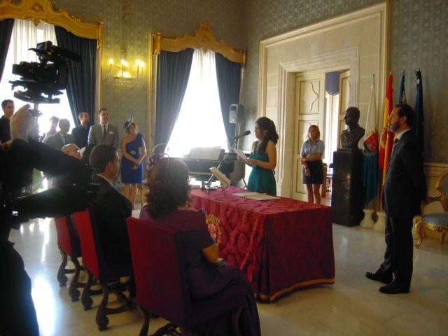 La boda de Jessi y Jose en Alacant/alicante, Alicante 4