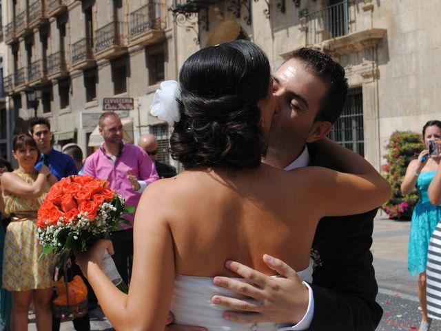 La boda de Jessi y Jose en Alacant/alicante, Alicante 2