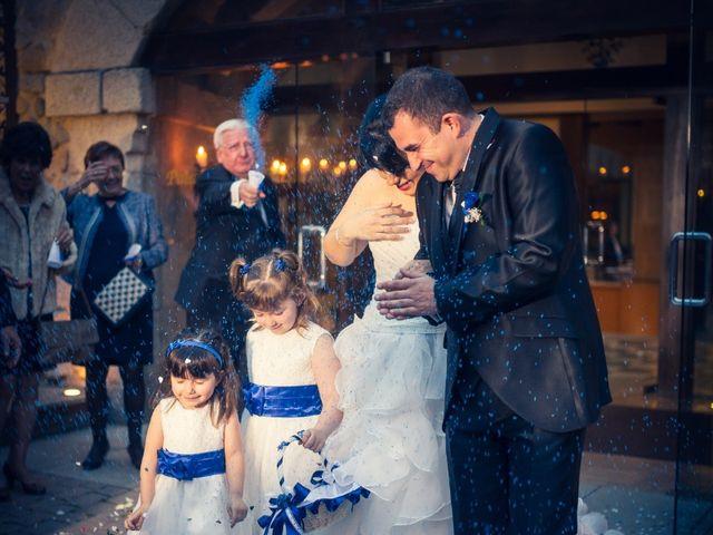 La boda de Rafael y Ruth en Madrid, Madrid 18