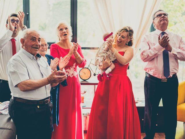 La boda de Pedro y Rocío en El Vellon, Madrid 11