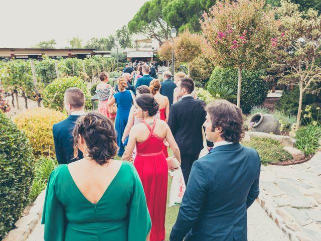 La boda de Pedro y Rocío en El Vellon, Madrid 24