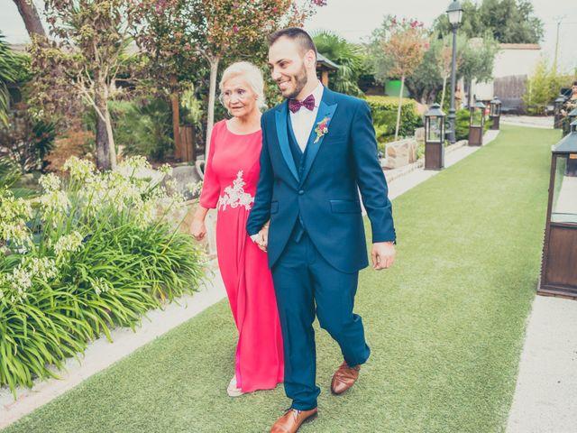 La boda de Pedro y Rocío en El Vellon, Madrid 35