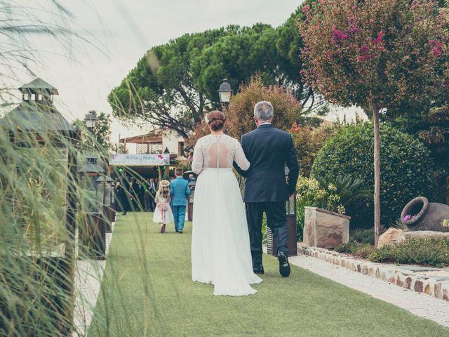 La boda de Pedro y Rocío en El Vellon, Madrid 36