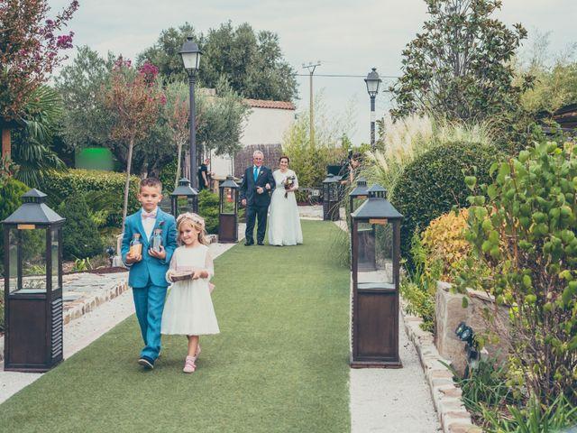 La boda de Pedro y Rocío en El Vellon, Madrid 37