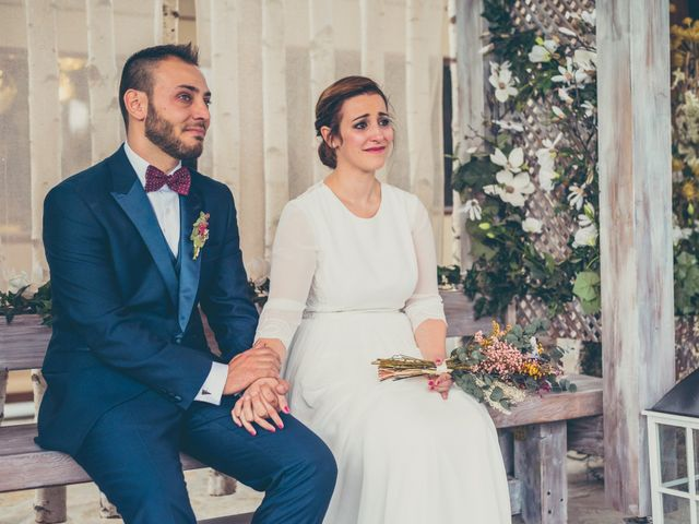 La boda de Pedro y Rocío en El Vellon, Madrid 43