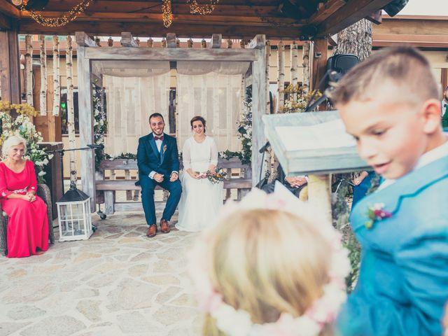 La boda de Pedro y Rocío en El Vellon, Madrid 44
