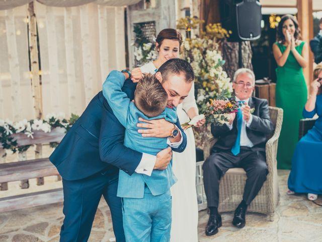 La boda de Pedro y Rocío en El Vellon, Madrid 46