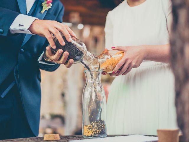 La boda de Pedro y Rocío en El Vellon, Madrid 49