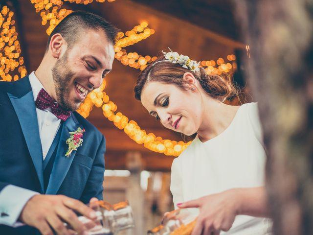 La boda de Pedro y Rocío en El Vellon, Madrid 50