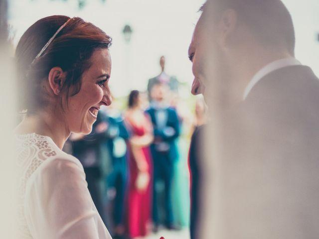 La boda de Pedro y Rocío en El Vellon, Madrid 53