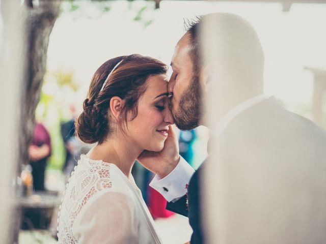 La boda de Rocío y Pedro
