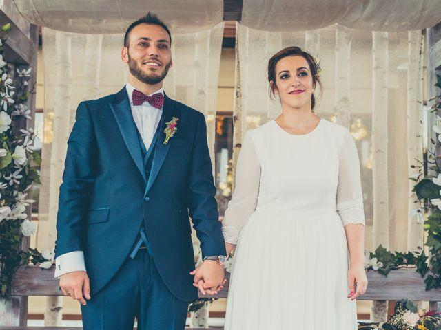 La boda de Pedro y Rocío en El Vellon, Madrid 54