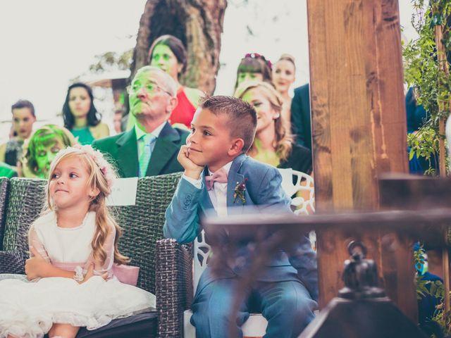 La boda de Pedro y Rocío en El Vellon, Madrid 57