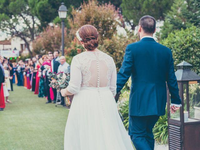La boda de Pedro y Rocío en El Vellon, Madrid 59