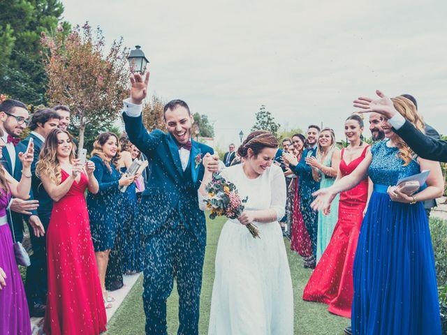 La boda de Pedro y Rocío en El Vellon, Madrid 60