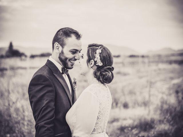 La boda de Pedro y Rocío en El Vellon, Madrid 64