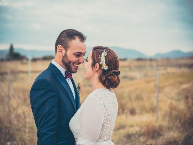 La boda de Pedro y Rocío en El Vellon, Madrid 2