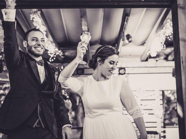 La boda de Pedro y Rocío en El Vellon, Madrid 80