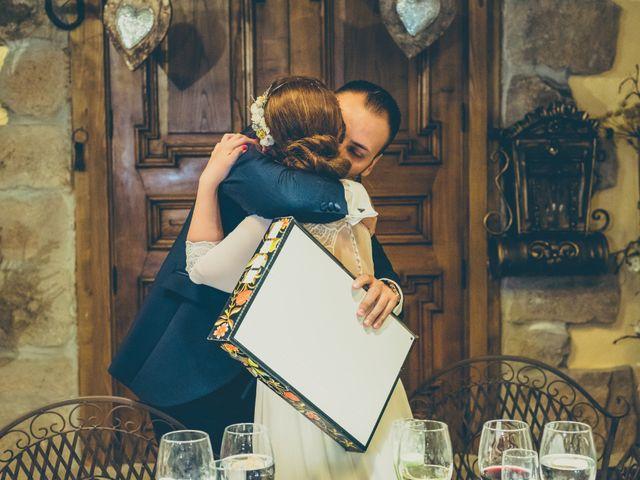 La boda de Pedro y Rocío en El Vellon, Madrid 86