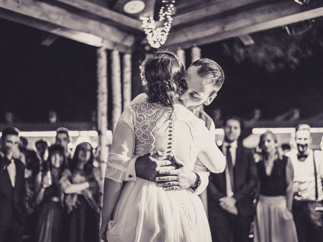 La boda de Pedro y Rocío en El Vellon, Madrid 103