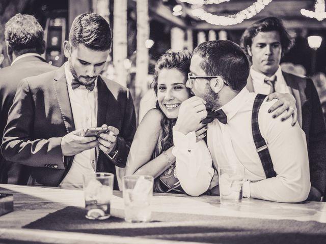 La boda de Pedro y Rocío en El Vellon, Madrid 109