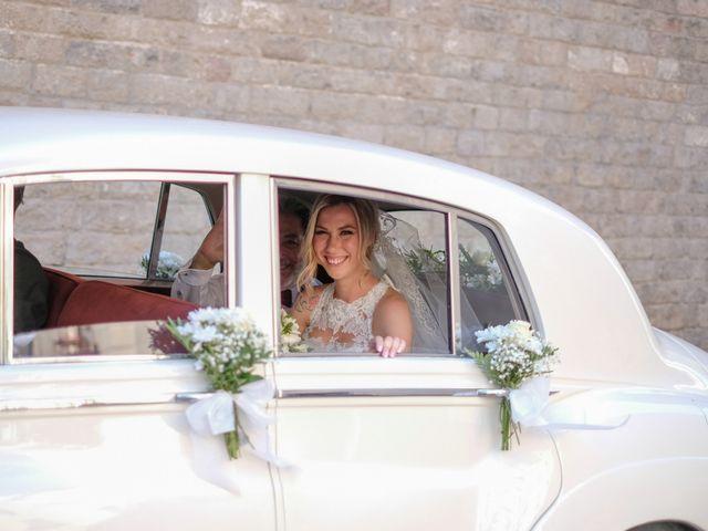 La boda de Joan y Blanca en Sant Fost De Campsentelles, Barcelona 5
