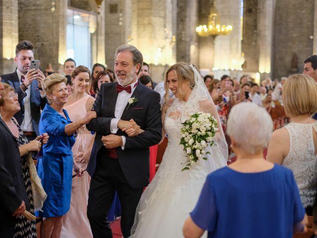 La boda de Joan y Blanca en Sant Fost De Campsentelles, Barcelona 6