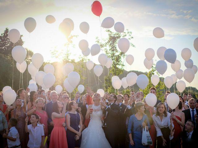 La boda de Joan y Blanca en Sant Fost De Campsentelles, Barcelona 10