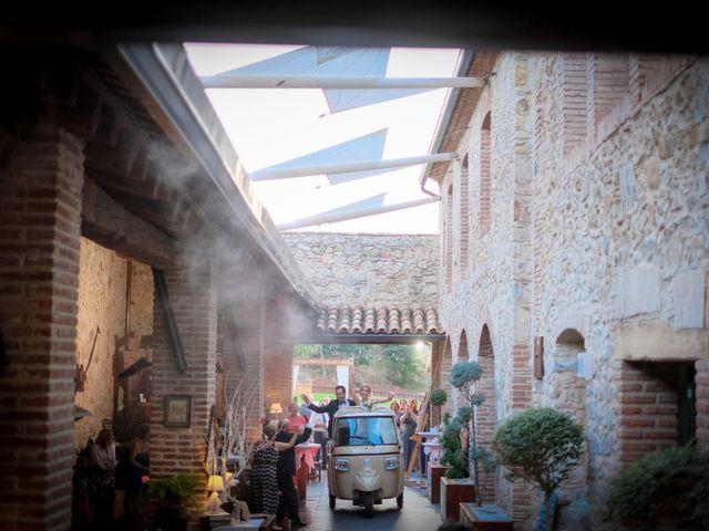 La boda de Joan y Blanca en Sant Fost De Campsentelles, Barcelona 15