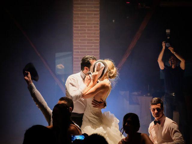 La boda de Joan y Blanca en Sant Fost De Campsentelles, Barcelona 17
