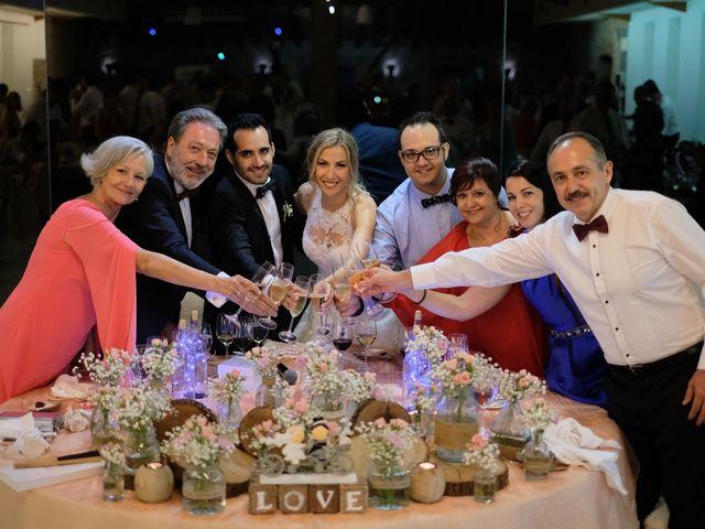 La boda de Joan y Blanca en Sant Fost De Campsentelles, Barcelona 19