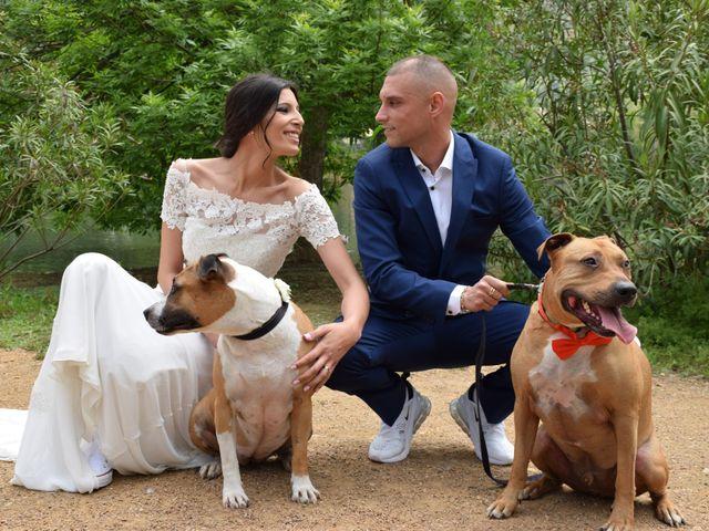 La boda de Victor y Noelia en Puertollano, Ciudad Real 1