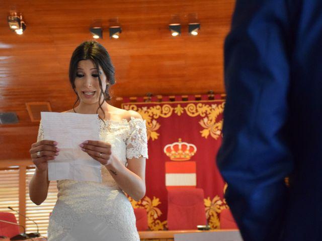 La boda de Victor y Noelia en Puertollano, Ciudad Real 30