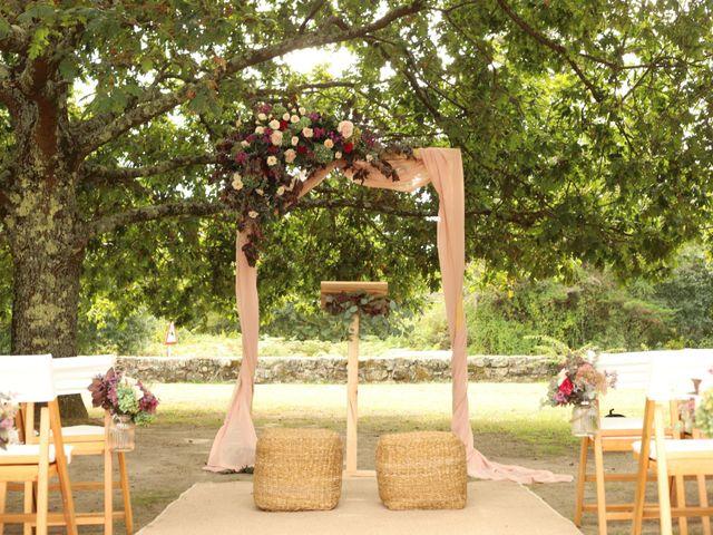La boda de Ismael y Aida en Nigran, Pontevedra 1